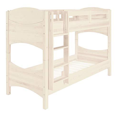 BioKinder - Das gesunde Kinderzimmer Litera para habitación Infantil con Escalera para Colgar.