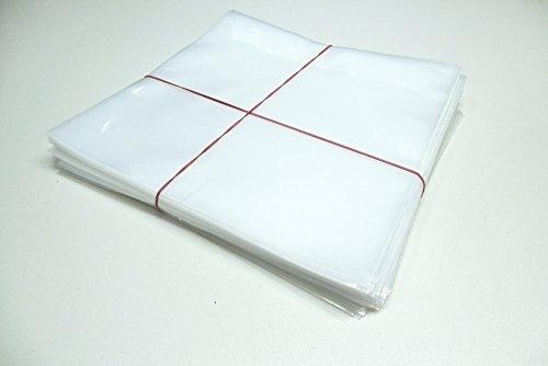 LP Schutzhüllen 325mm aus PE (100 St.) 150µ (Die Dicken)