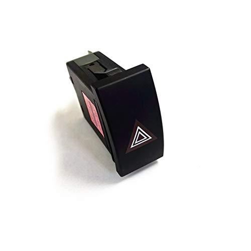ZHIXIANG 1pcs del Coche Botón de Cuidado de Luces de Emergencia Intermitente de Emergencia Interruptor 3U0953235D 3U0 953 235 D en Forma for el Passat B4 B5 3B Excelente