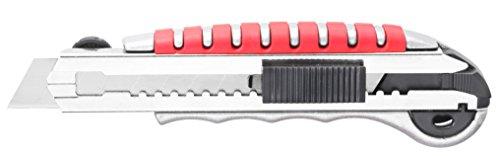Connex COXT897142 Unimesser Zinkdruck-Kunststoff-Griff 18mm 6K