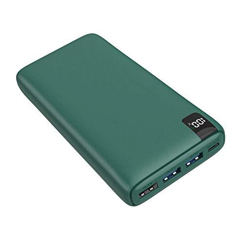 ADDTOP 26800mAh - QC 3.0 + USB-C PD 18W 🔁⚡