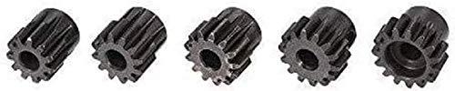Yunique Espana 3U-I6XJ-1Q5X 4 Piezas RC Pinion Gear Combo Set 13T 14T 15T 16T 17T 48DP 3,175mm for Brushless Motor of 1:10 1/10 RC Car Off-Road