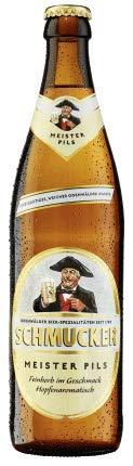 Schmucker Meister Pils 30 Flaschen x0,5l