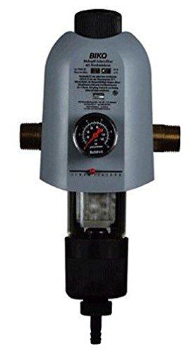 Wasserfilter mit Druckminderer Judo Biko 3/4' Rückspülfilter HWS 8172001