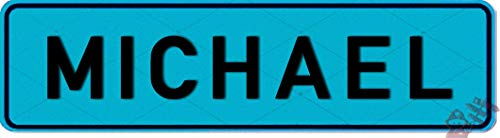 Schilderfeuerwehr Namensschild geprägt mit Namen selbst gestalten ✓ Witterungsbeständig ✓ Individuelles Nummernschild, Aluminium-Schild | Autoschild Hier online bestellen ✓ Kfz-Kennzeichen-Schilder