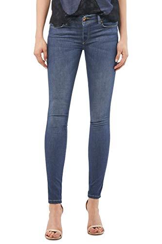Salsa Damen Skinny Jeans Push Up Wonder dunkelblau - 33
