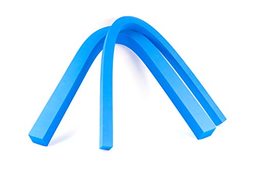 Why Should You Buy Aqua Jogger Sqoodle - Blue (3 Inch x 64 Inch (2 Pack))
