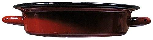 Beka - 14040144 - Plat acier 'maill' 14cm