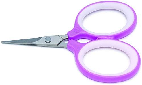"""Westcott 3"""" Titanium Straight Scissor - 36 Pack-Violet"""