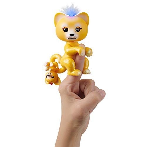 WowWee Fingerlings Light-Up Baby Lion and Mini Now $4.75 (Was $14.99)