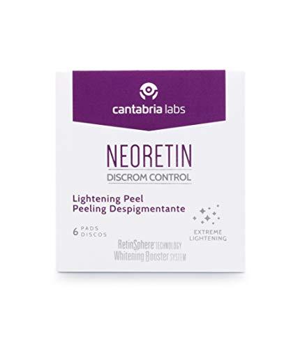 Neoretin Discrom Control Skin Lightening Peel Pads