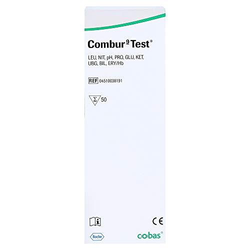 COMBUR 9 Test Teststreifen 50 Stück