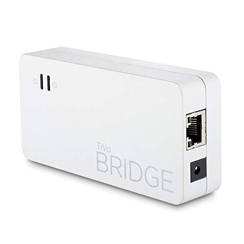 TiVo Bridge MoCa 2.0 Adapter  DVR, Streaming Video,Cable (Renewed)