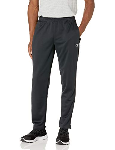 Champion Men's Double Dry Select Training Pant, Black, XXL