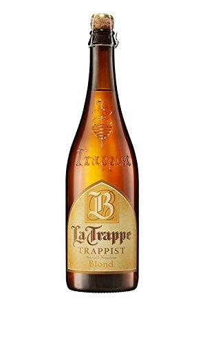 Bier La Trappe Blond 75 cl.