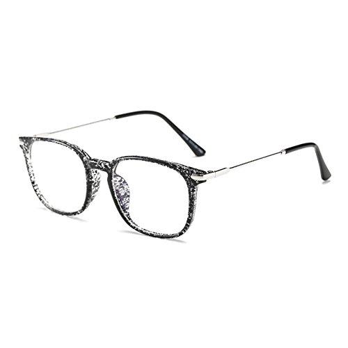 Haodasi Haodasi Anti-Blau-Brille Outdoor TR90 Vollrahmen Dekogläser Männer und Frauen sind verfügbar