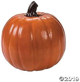 Foam Pumpkin for Halloween - Home Decorations