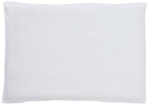 Träumeland T040461 Kissenbezug für Babykopfkissen Wolke, Weiß