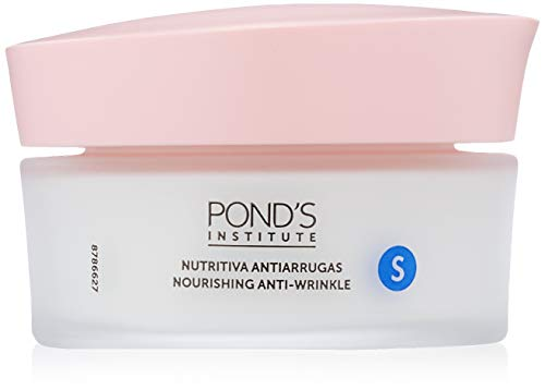 Ponds - Crema facial esencial nutritiva Antiarrugas, 50 ml