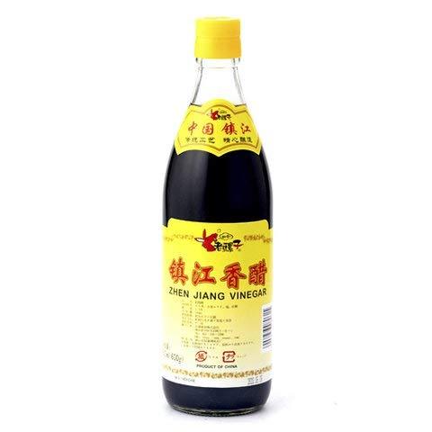 鎮江香酢(中国黒酢) 550ml 2個