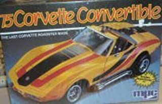 Amazon com: MPC 6360 1975 Corvette Convertible 1/25 Scale