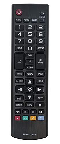 ALLIMITY AKB73715606 AKB73715603 AKB74475403 Reemplace el Control Remoto por LG LED LCD TV 32LN5400 39LN5400 32LB561 47LB561 55LB561 39LB561 50LB561 60LB561 37LN540B 42PN450B 50PN450B
