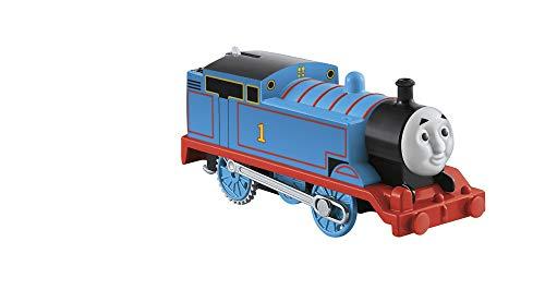 Fisher Price, Il Trenino Thomas DFJ37 - Track Master - Locomotiva Motorizzata Thomas - Treno Elettrico Giocattolo