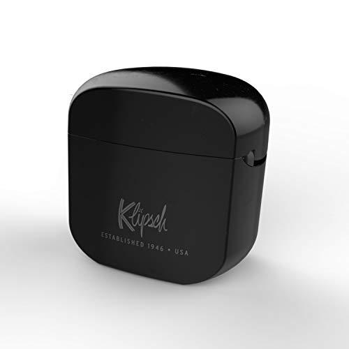 Klipsch T5 True Wireless Triple Negro, Varias Tallas de Almohadillas