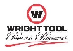 WRIGHT TOOL 1 Quality inspection 2