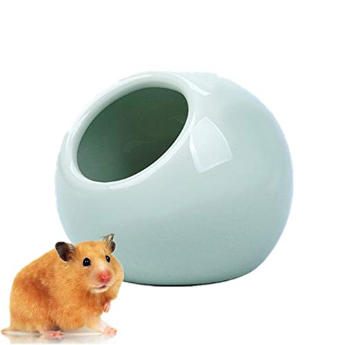 Csheng Hamster Jaula Hamster Ruso Hámster Enano Jaula Hámster Accesorios Ratón Juguetes...