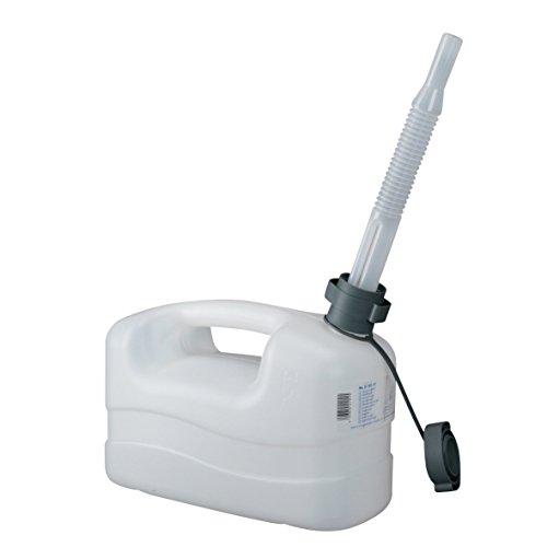 Pressol Wasserkanister 5 Liter mit flexiblem Auslaufrohr