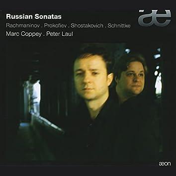 Russian Sonatas for Cello and Piano