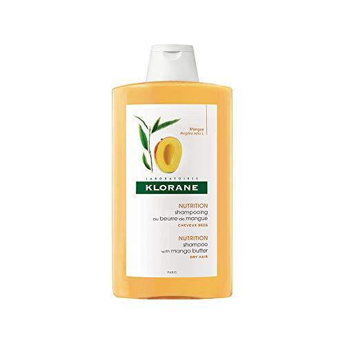 Klorane Shampoo Nutritivo Burro di Mango - 400 ml