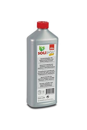 Solis Entkalker für Kaffeevollautomaten und Esspressomaschinen, Flüssig, SOLIPOL special, 1 l
