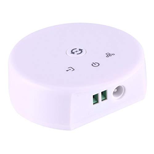 Led-afstandsbediening wifi RGB-led-afstandsbediening, ondersteuning iOS 6 of hoger en Android 2.3 of hoger, DC 12-24 V.
