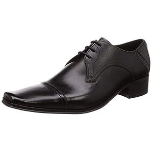 [キャサリン ハムネット] ビジネスシューズ 紳士靴 メンズ ブラック 27.0 cm 2E