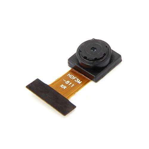 hgbygvuy Modulo della Fotocamera OV2640 Adattatore da 2 megapixel Supporto per Adattatore YUV RGB JPEG per T-Camera Aggiunta ESP32-DowDQ6 8MB Spram S (Color : Ordinary Lens)