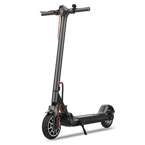 Hiboy MAX V2 E Scooter, Elektro Scooter mit APP, 25KM/H, bis zu 27KM Reichweite, 8,5 Zoll Reifen E-Roller Faltbar- für Erwachsene