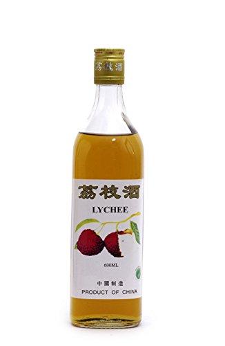 Lychee Wein China - 14% - 600ml