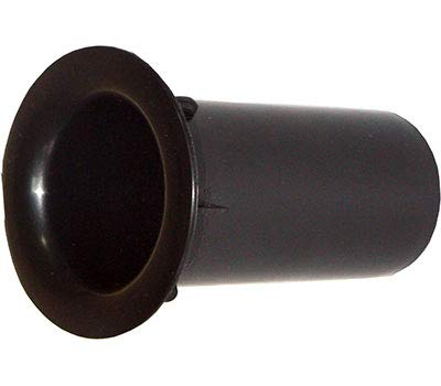 Tubo di accordo in ABS diametro 50 mm per cassa acustica SUBWOOFER. Foto indicativa.
