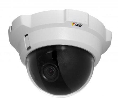 AXIS M3204-V Netzwerkkamera, Kuppel, vandalismusgeschützt, Farb, Feste Irisblende, 10/100