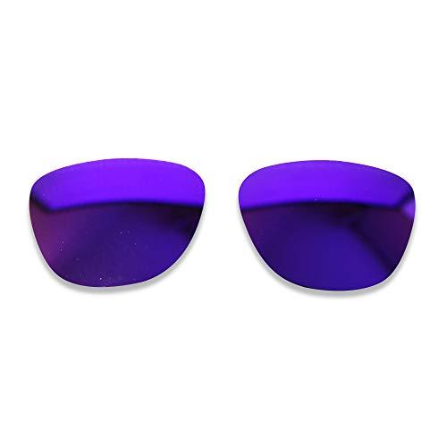 PolarLens Lentes de repuesto polarizadas para Oakley Frogskins - Compatible con gafas de sol Oakley Frogskins