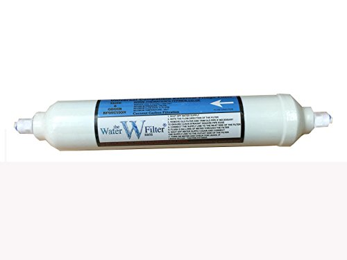 The Water Filter Men Daewoo Dd7098 Compatible External Fridge Water Filter Easy Connect Pushfit Dd 7098