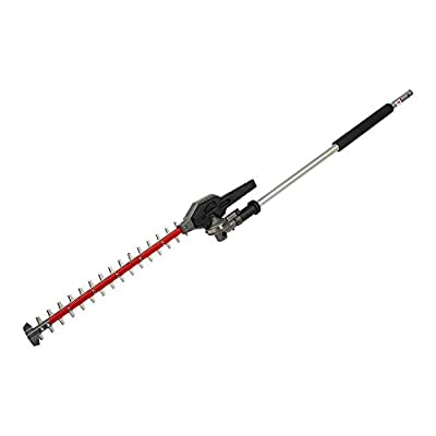 MILWAUKEE'S 49-16-2719 Fuel Hedge Trimmer Attachment, Grey