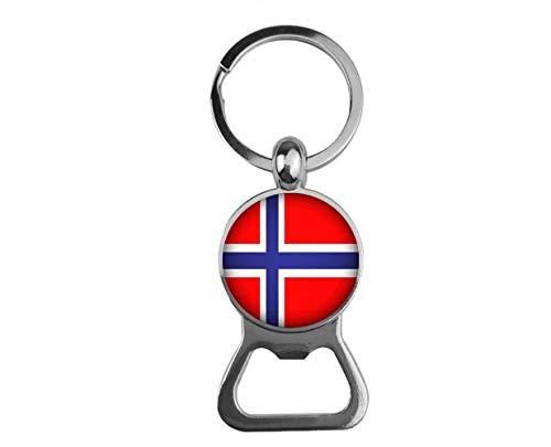 Xubu Nationaal Symbool Vlag Drinkgereedschap, Noorse Vlag Openers, Nationale Vlag Flesopeners
