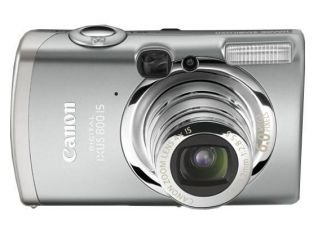 Canon Digital IXUS 800 IS Digitalkamera (6 MP)