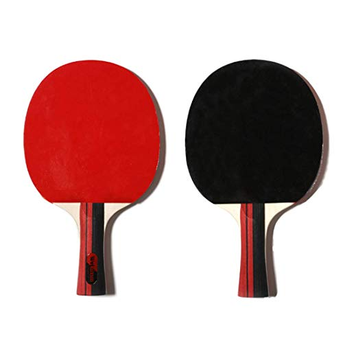 Best Buy! RUIXFTA Comfortable Table Tennis Ping Pong Paddle Racket Cover for Training Recreational ...