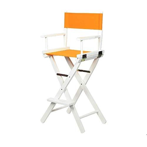 N/Z Wohngeräte Klappstühle Outdoor Hardware Klappstuhl Künstler Holz Leinwand Direktoren Stuhl Stuhl Tragbarer Hochstuhl Make-up Stuhl Leicht zu tragen