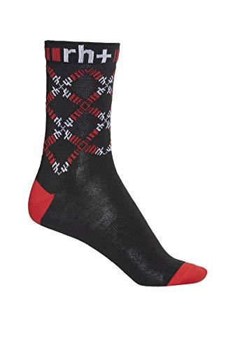 Zero Rh+ Fashion Lab Sock 15 Abbigliamento; Unisex; Bike; Sock, Unisex – Adulto, Fashion Code Red, S/M