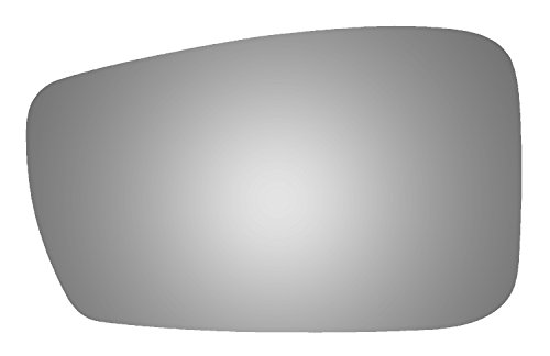 Burco 4617 Flat Driver Side Replacement Mirror Glass (Mount Not Included) for 11-15 Hyundai Sonata (2011, 2012, 2013, 2014, 2015)